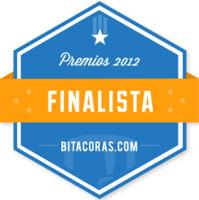 Robin Jú: Finalista Premios Bitátoras 2012 - Categoría Viajes
