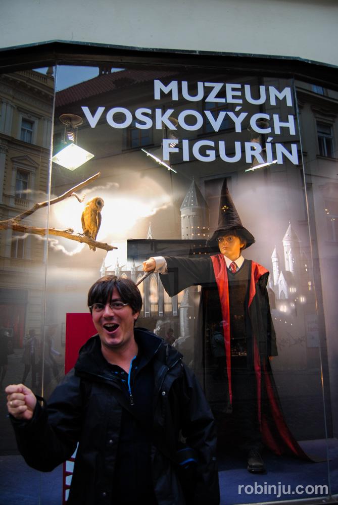 Si Harry Potter tuviera 35...