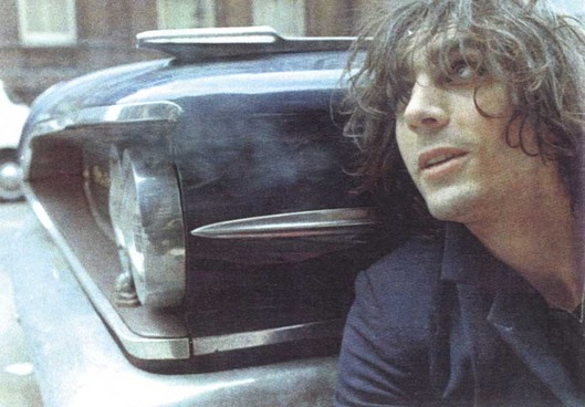 syd by Mick Rock