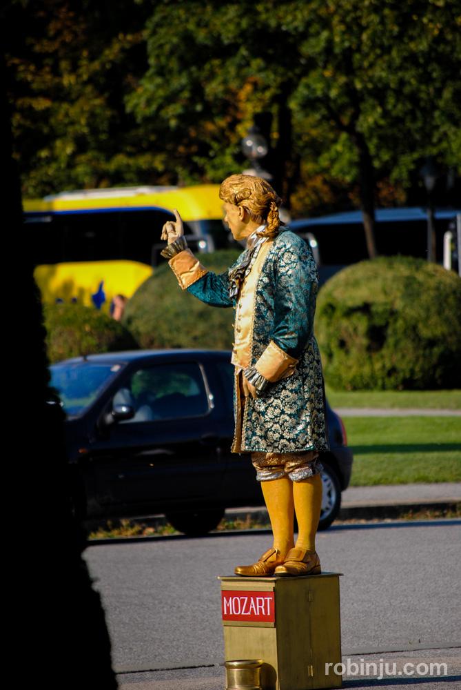 En Viena Mozart está vivo...