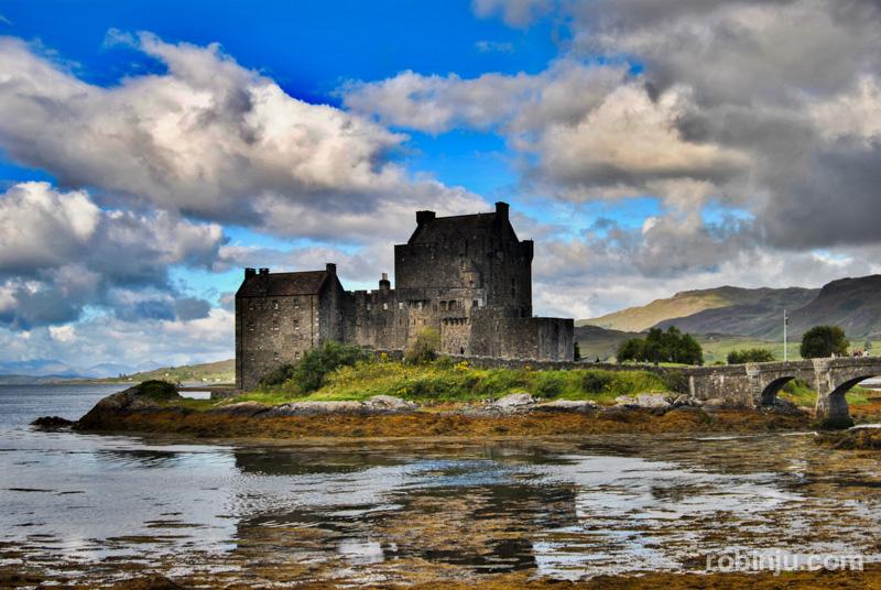 Lord Jú de las Highlands, Escocia