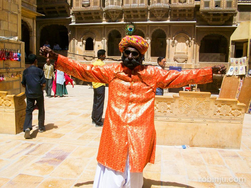 Un trabajo como cualquier otro Jaisalmer