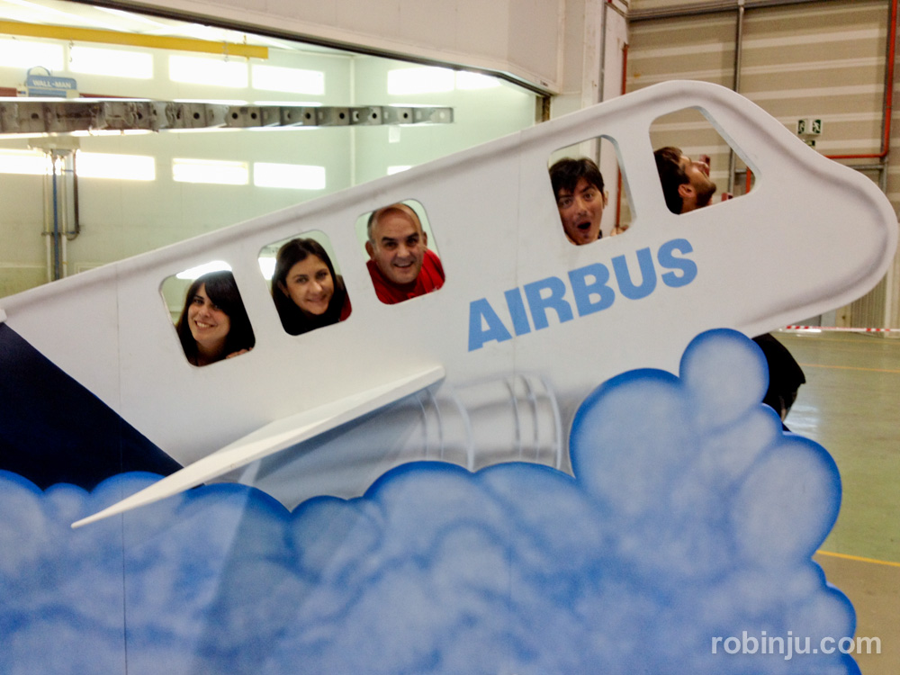Family day de Airbus