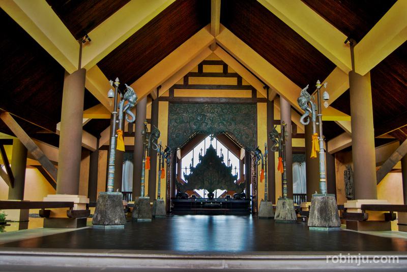 Triangulo de oro, Tailandia