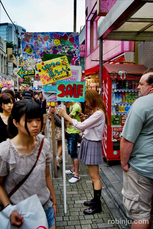 Takeshita Street-007