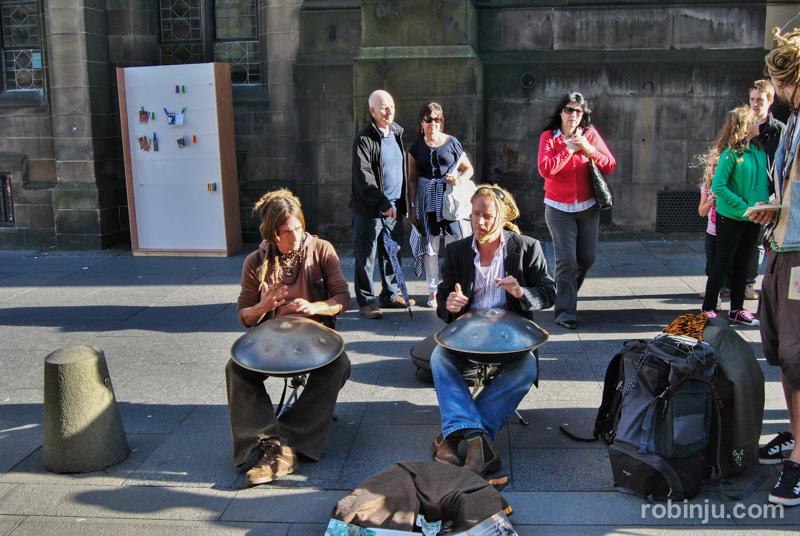 Fringe, Edimburgo es un festival