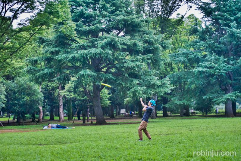 Parque Yoyogi Tokio