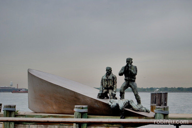 ferry a la estatua de la libertad-001