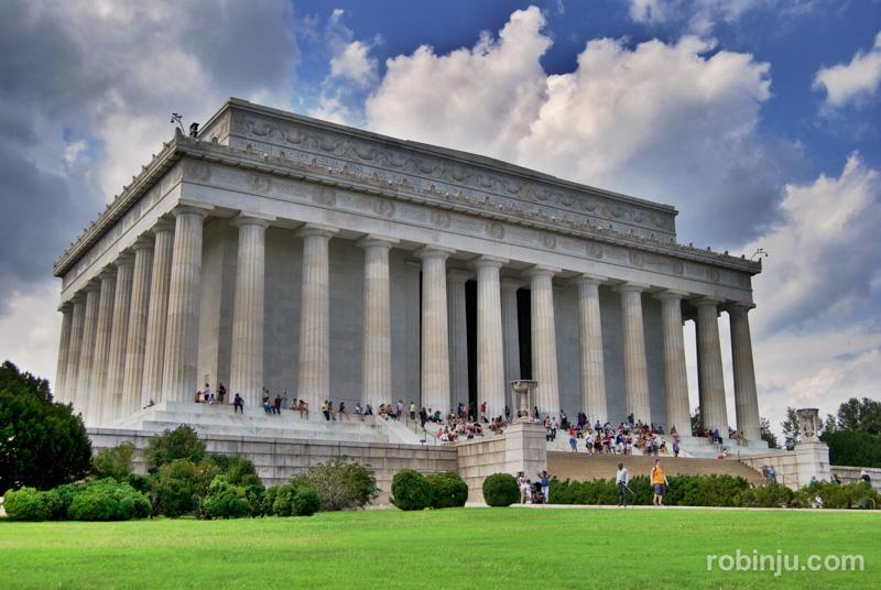 Lincoln Memorial-002