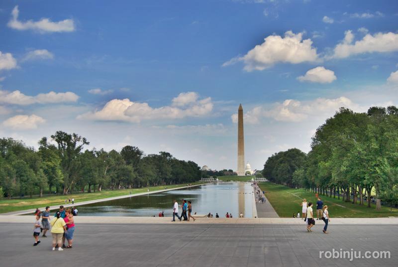 Lincoln Memorial-003