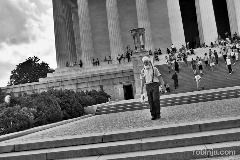 Lincoln Memorial-004