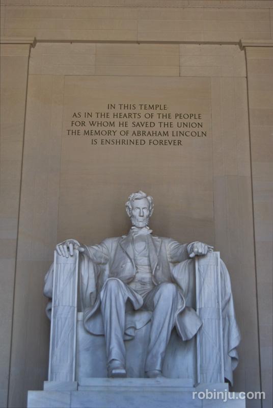Lincoln Memorial-006