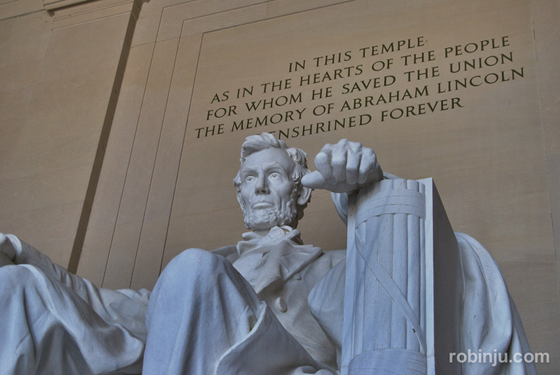 Lincoln Memorial-007