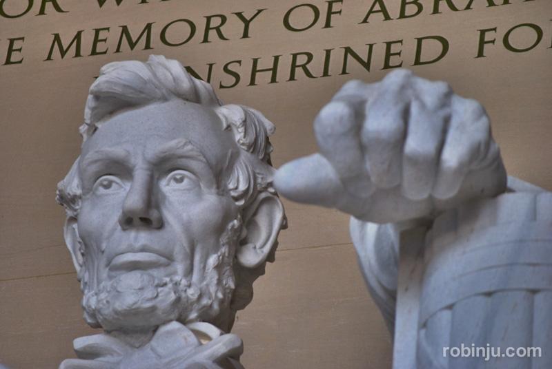 Lincoln Memorial-008