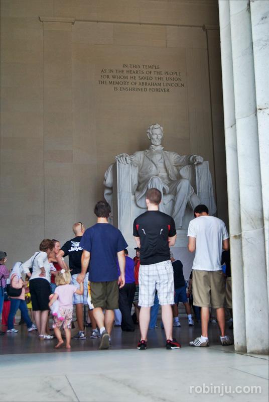 Lincoln Memorial-010