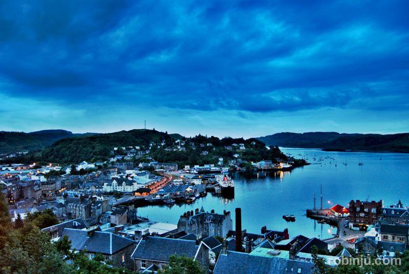 Un paseo por oban escocia for Oficina de turismo de escocia
