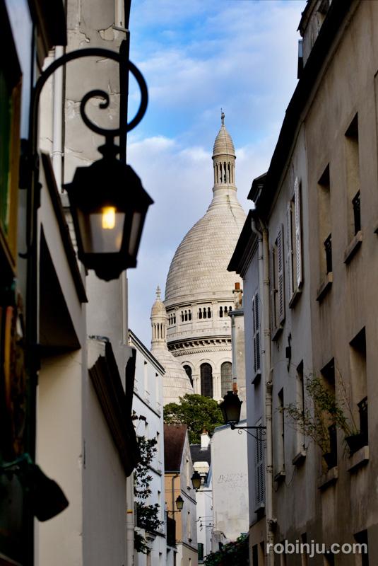 Atardecer en Montmartre 05