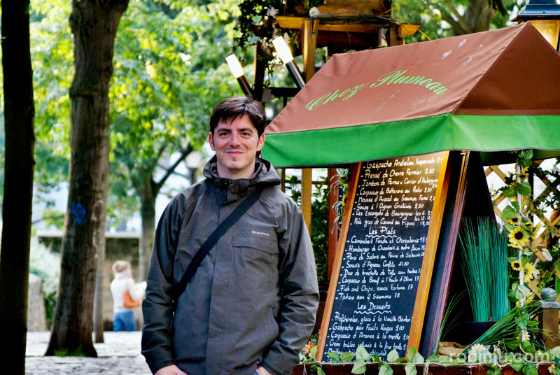 Atardecer en Montmartre 08