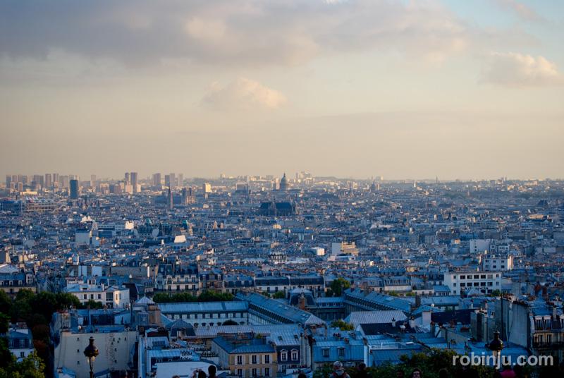 Atardecer en Montmartre 09