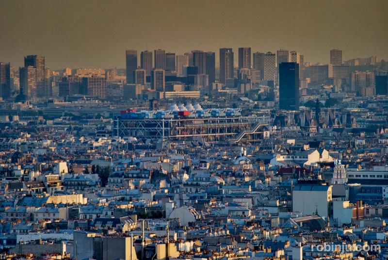Atardecer en Montmartre 10