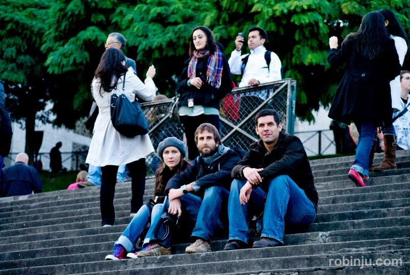 Atardecer en Montmartre 12