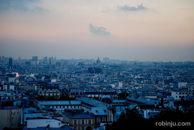 Atardecer en Montmartre 13