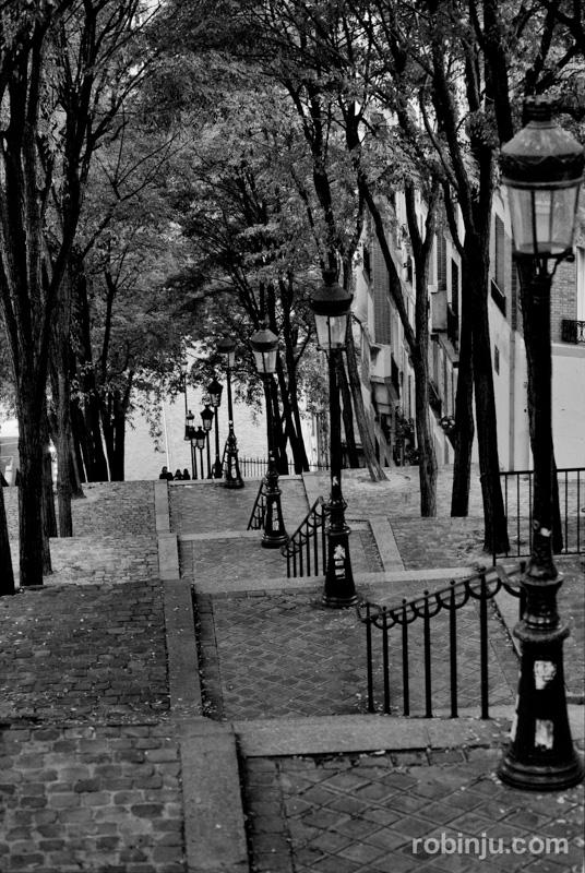 Atardecer en Montmartre 14