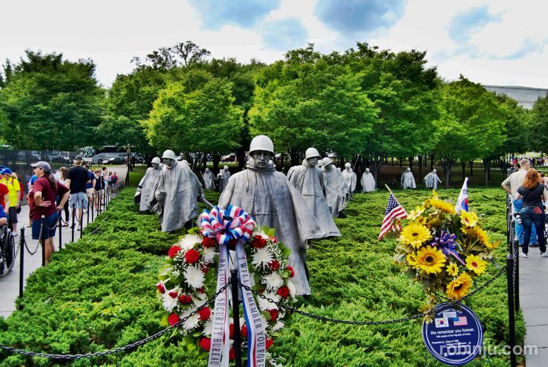 Korean War Veterans Memorial  05