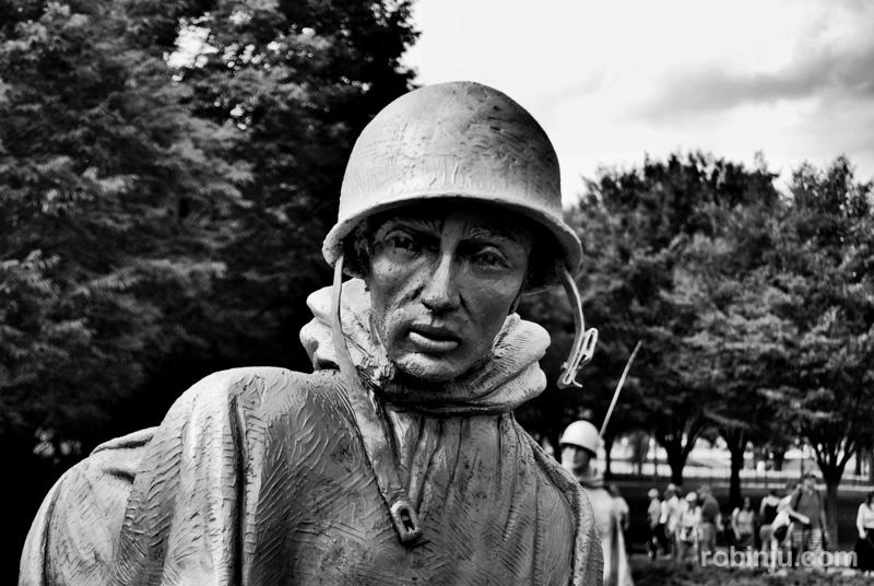 Korean War Veterans Memorial 06