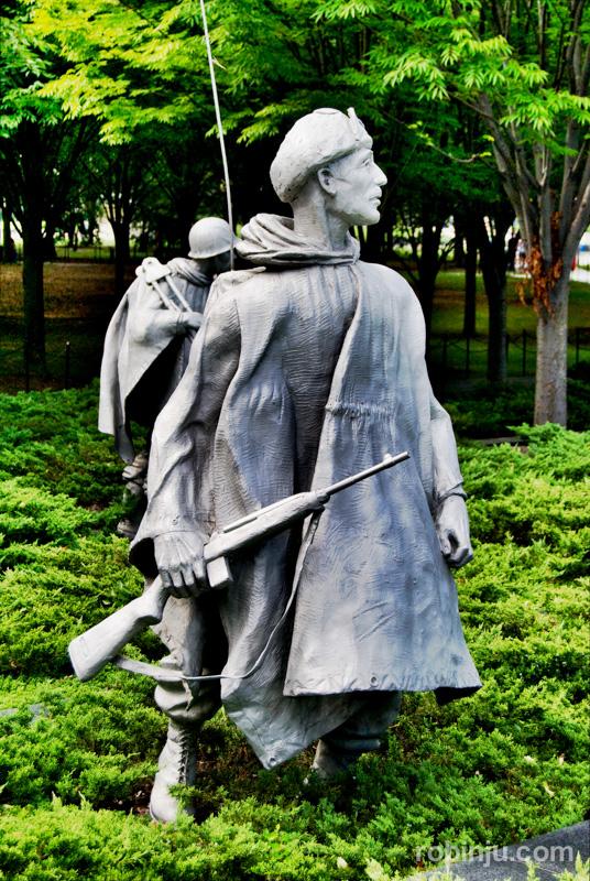 Korean War Veterans Memorial 07