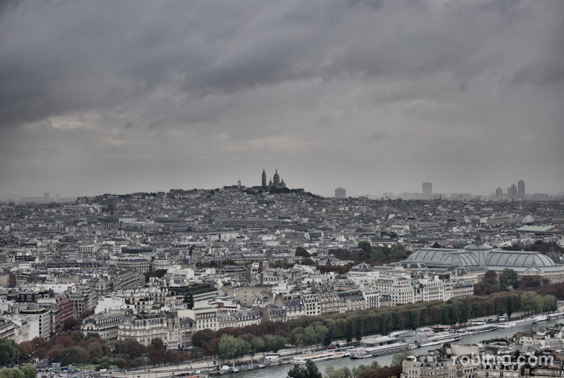 Torre Eiffel, París 03