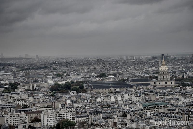 Torre Eiffel, París 04