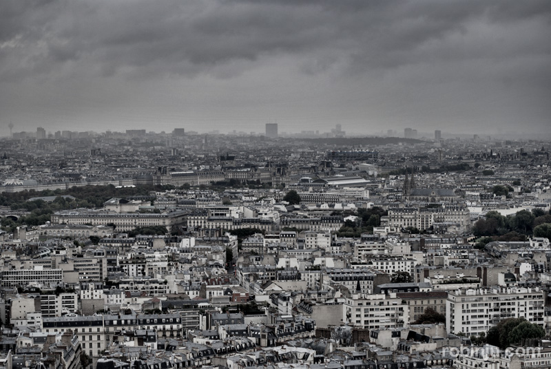 Torre Eiffel, París 06