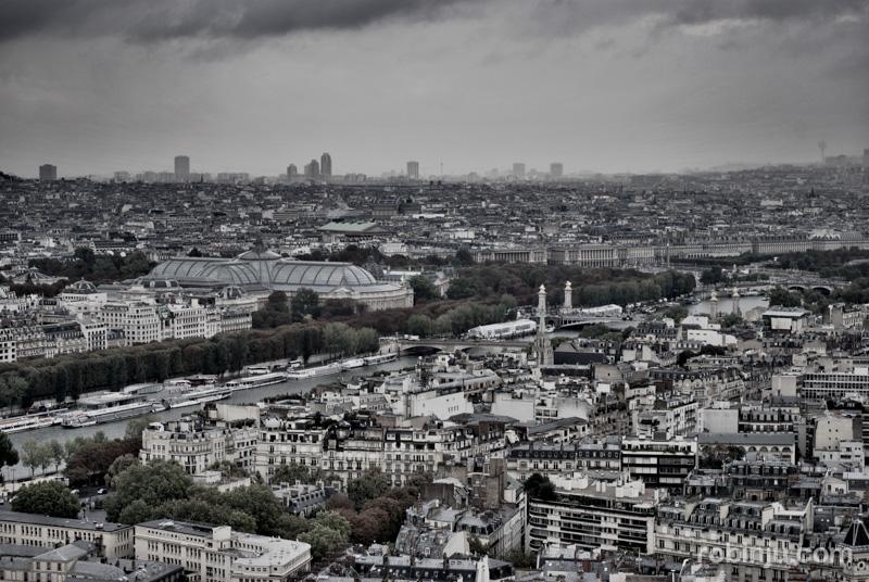 Torre Eiffel, París 07
