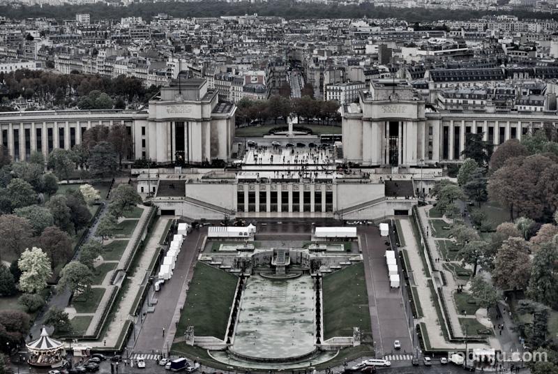 Torre Eiffel, París 08