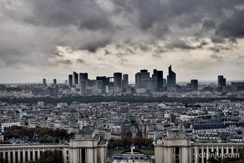Torre Eiffel, París 09