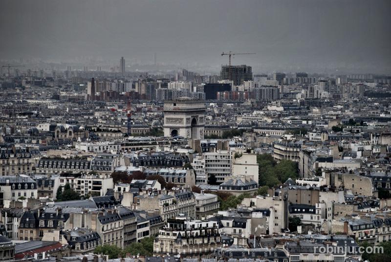 Torre Eiffel, París 10