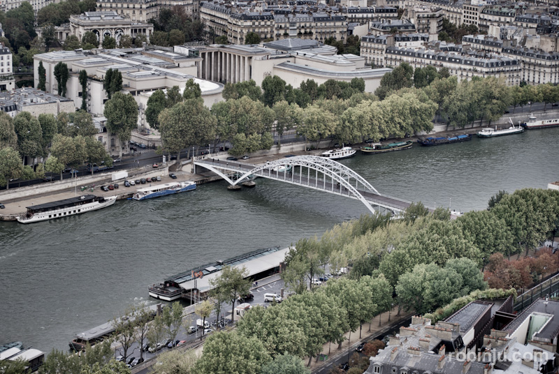 Torre Eiffel, París 11