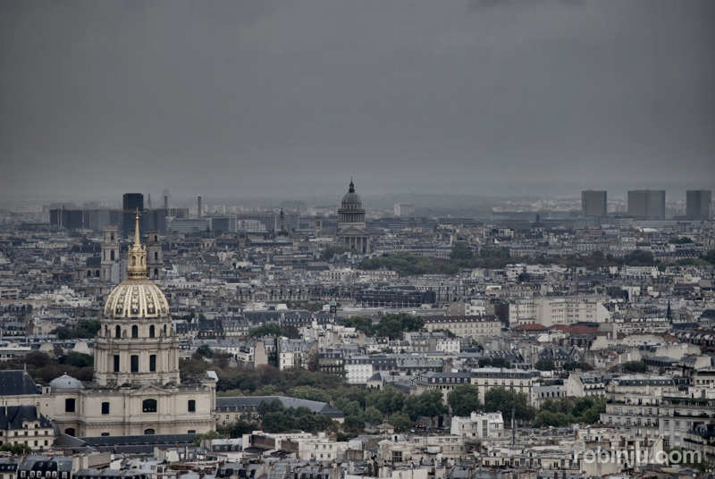 Torre Eiffel, París 12