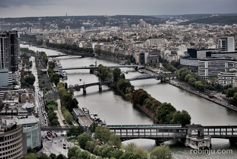 Torre Eiffel, París 15