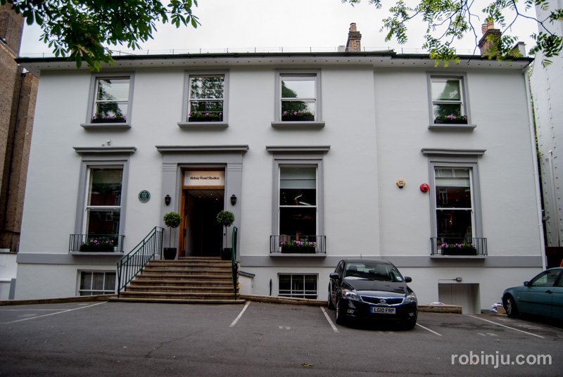Abbey Road Studios-011