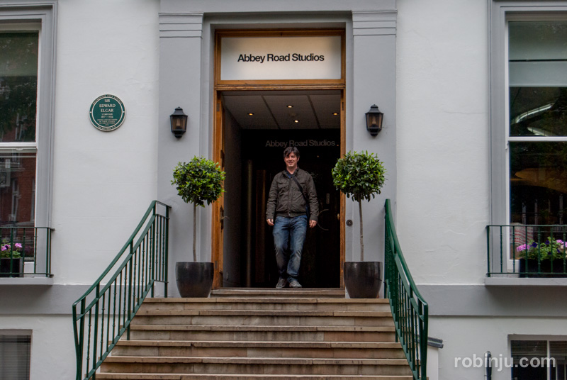 Abbey Road Studios-012