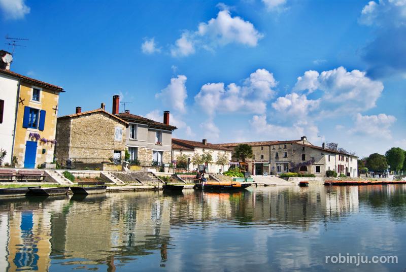 Marais Poitevin, la Venecia Verde