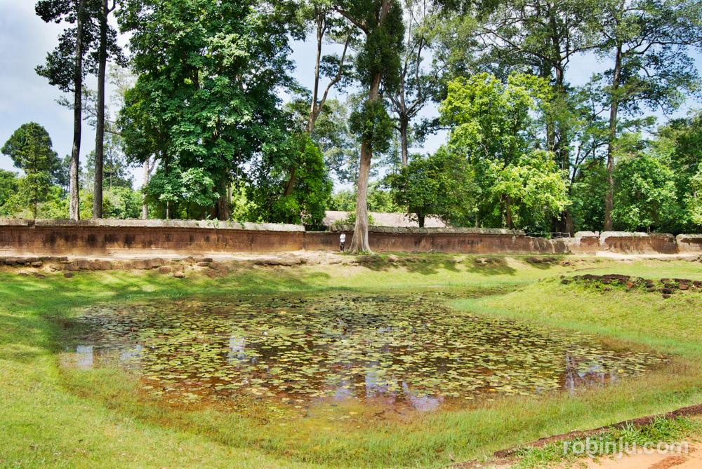 Banteay Srei, Angkor, Camboya