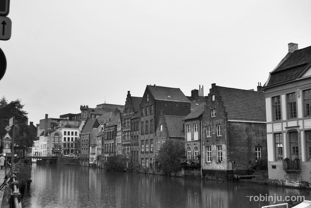 Un día en Gante