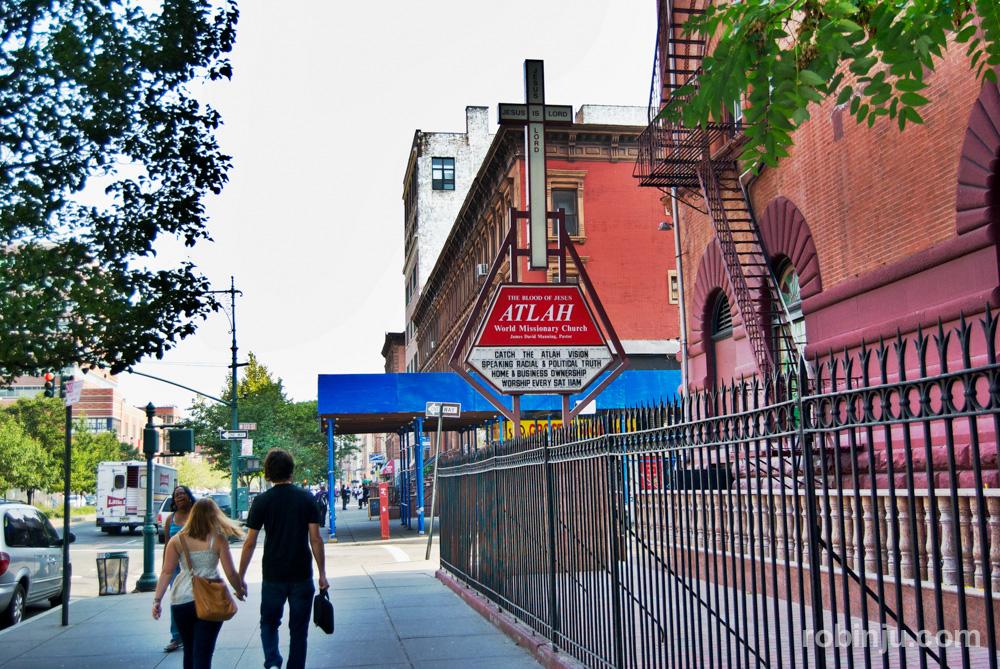 Un paseo por Harlem