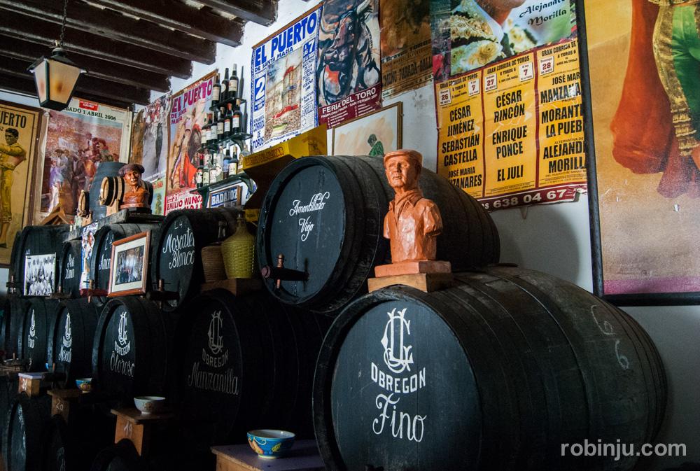Un sabado en las bodegas Obregón