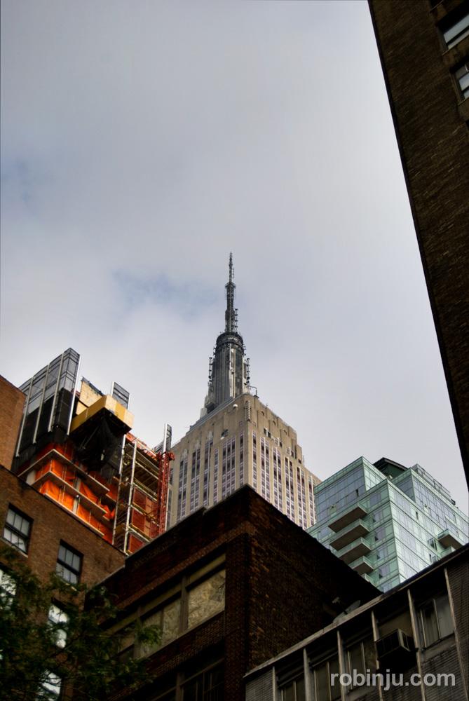 Abrumados en el Empire State
