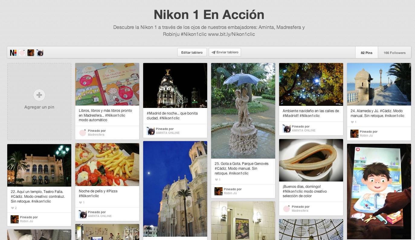 Promoción Nikon 1