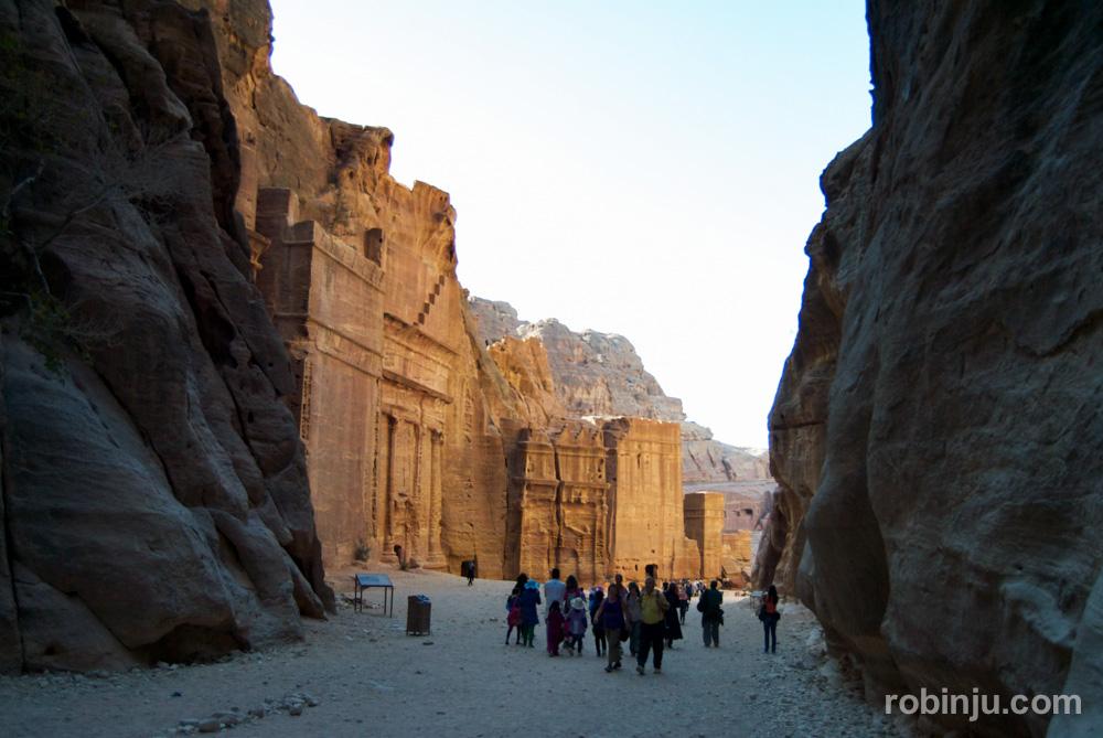 El Tesoro de Petra y otros lugares increibles